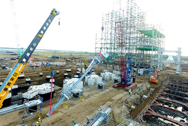 Dự án Nhiệt điện sông Hậu 1.