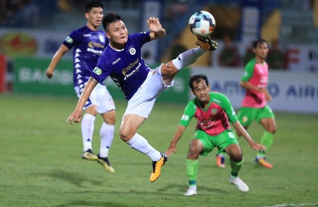 Cúp Quốc gia đã điều chỉnh lịch thi đấu từ vòng tứ kết.