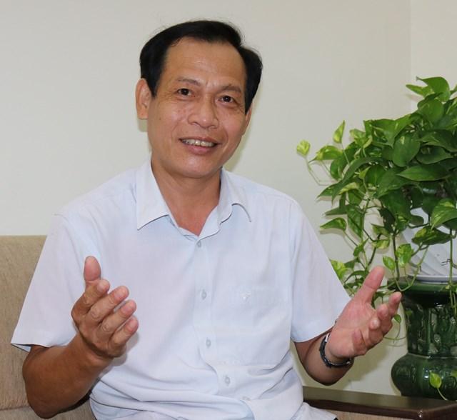 Ông Đỗ Tràng Thành.