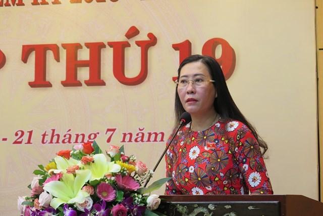 Bà Bùi Thị Quỳnh Vân giữ Bí thư Tỉnh ủy Quảng Ngãi.