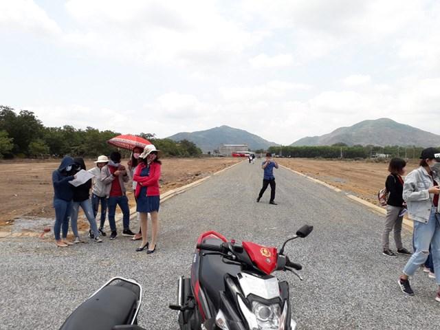 Hoạt động mua bán đất quanh dự án sân bay Long Thành đang sôi động trở lại.