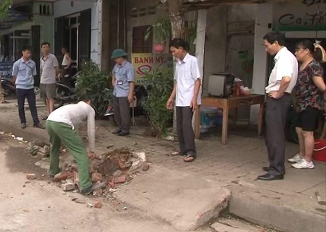 Giám sát của người dân đã góp phần hạn chế các sai phạm, tiêu cực trong quá trình triển khai các công trình, dự án.
