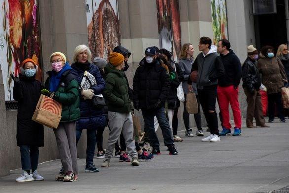 Đại dịch Covid-19 làm gia tăng nạn thất nghiệp. Nguồn: Reuters.