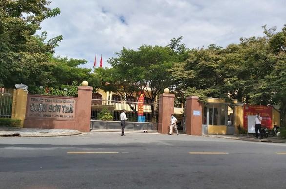 Trung tâm hành chính quận Sơn Trà, nơi đặt chi nhánh văn phòng đăng ký đất đai