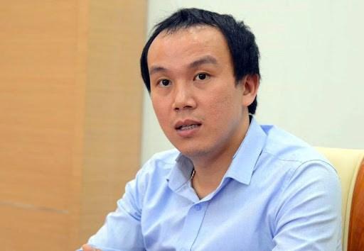 Ông Hoàng Phúc Lâm, PGĐ Trung tâm Dự báo KTTV quốc gia