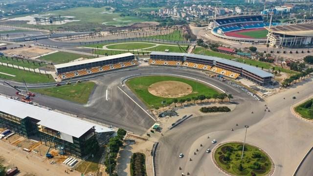 Đường đua F1 tại Việt Nam