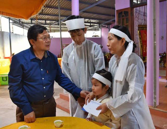 Ban Cứu trợ Trung ương hỗ trợ Quảng Trị 5 tỷ đồng - Ảnh 1