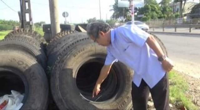 Người dân cần thường xuyên vệ sinh môi trường và diệt bọ gậy.