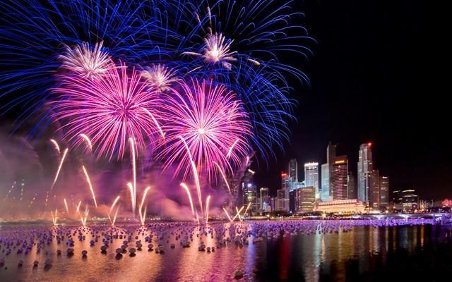 Từ ngày 11/01/2021, người dân có thể sử dụng pháo hoa trong dịp Tết, sinh nhật. Ảnh minh họa