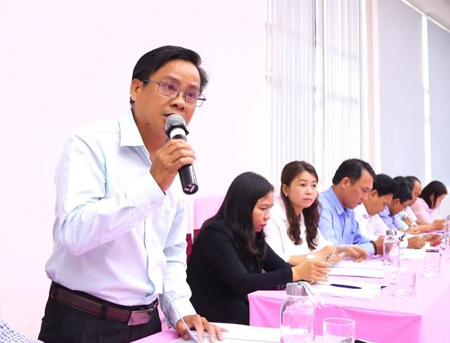 Ông Phạm Anh Tuấn, Trưởng Ban phong trào UBMTTQ Việt Nam tỉnh Hậu Giang cho biết