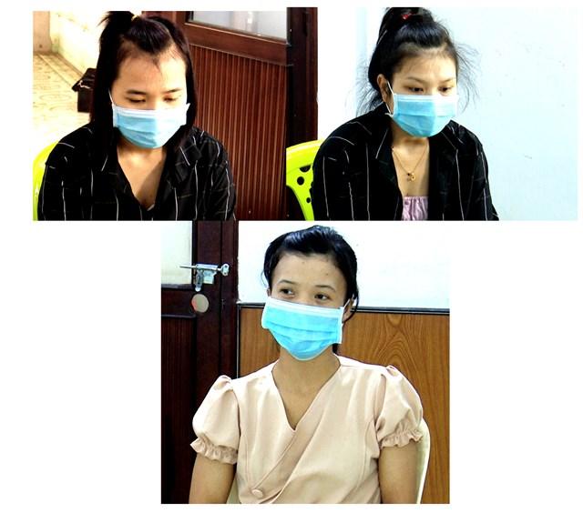 Ba phụ nữ Việt Nam cùng 3 người Trung Quốc đi Bạc Liêu du lịch