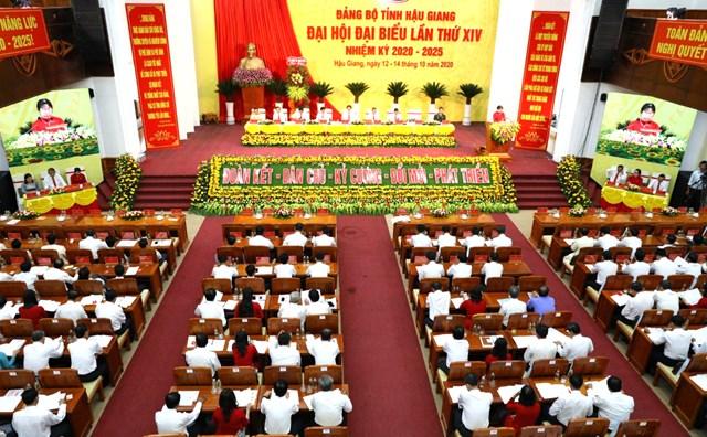 Quang cảnh Đại hội.