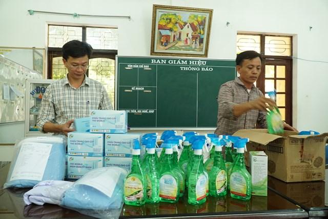 Nghệ An: Chuẩn bị hơn 300 phòng thi dự phòng