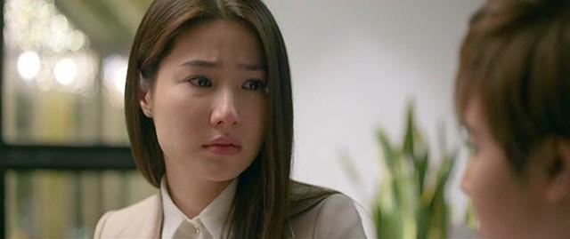Linh thú nhận tình cảm với Minh.