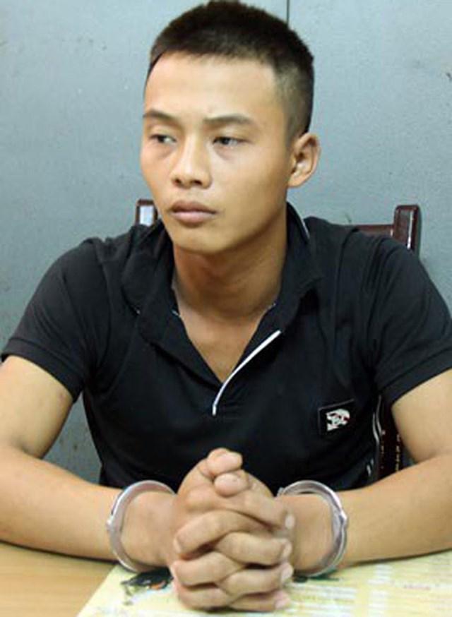 Phạm nhân Triệu Quân Sự. (Ảnh CA cung cấp).