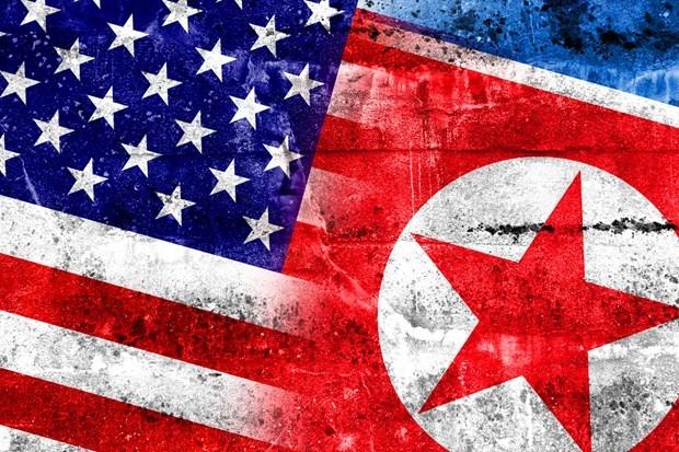 Tổng thống Mỹ gia hạn trừng phạt Triều Tiên thêm một năm - Ảnh 1