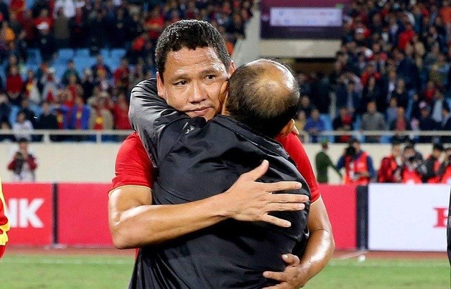Thực hư chuyện HLV Park Hang Seo mời Anh Đức trở lại đội tuyển - Ảnh 1