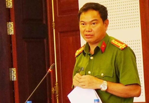 Đại tá Phan Thanh Tám. (Nguồn: Báo Gia Lai).