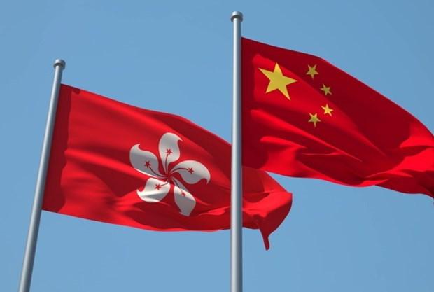 Trung Quốc bổ nhiệm TTK Ủy ban Bảo vệ an ninh quốc gia tại Hong Kong - Ảnh 1