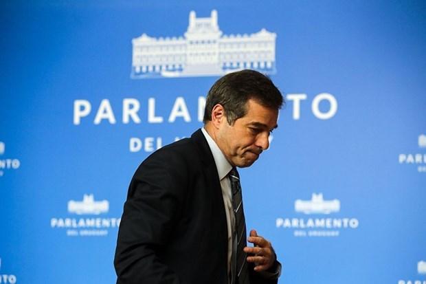 Ngoại trưởng Uruguay Ernesto Talvi. (Nguồn: Mercopress).