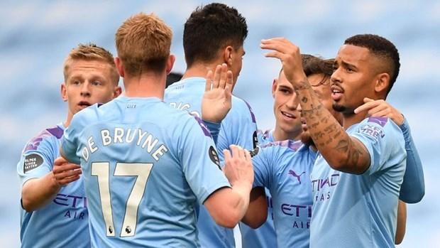 Manchester City được tham dự Champions League mùa tới. (Nguồn: skysports.com).