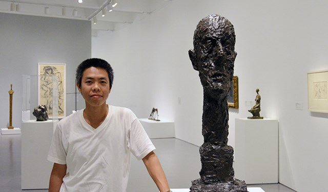 Nhà tổ chức - quản lý nghệ thuật Nguyễn Anh Tuấn.