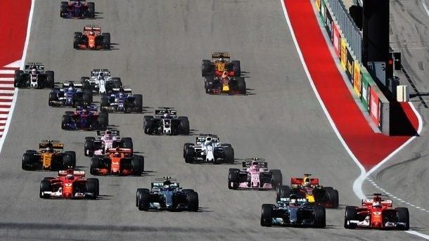 Một chặng đua thuộc giả F1. (Nguồn: Getty Images).