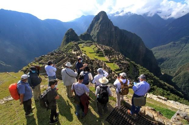 Thánh địa Machu Picchu. (Nguồn: thejakartapost.com).