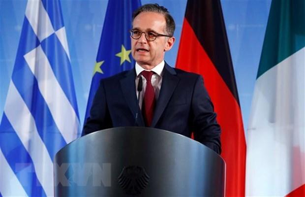 Ngoại trưởng Đức Heiko Maas. (Nguồn: AFP/TTXVN).