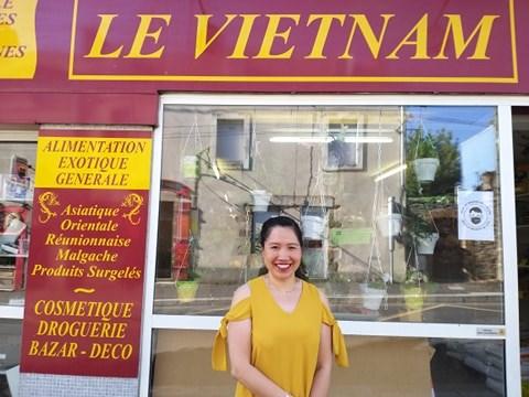 Chị Trần Thị Phương Thảo.