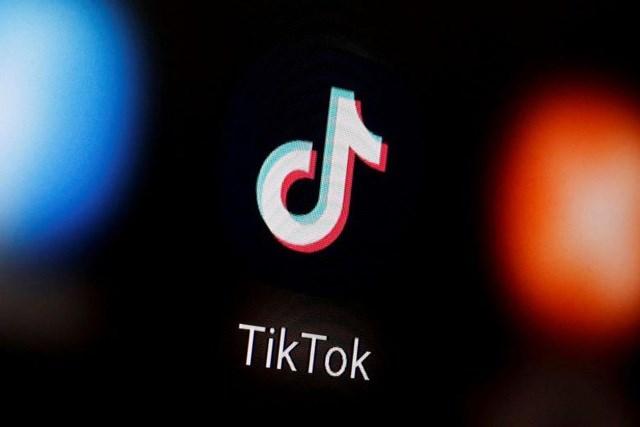 TikTok được giới trẻ Mỹ sử dụng phổ biến. (Ảnh minh họa: Reuters).