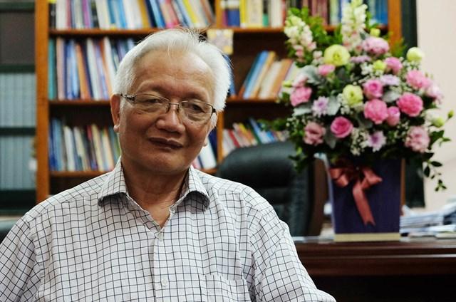 Thày Nguyễn Tùng Lâm.