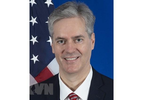 Chân dung ông Stephen J. Akard, quyền Tổng Thanh tra Bộ Ngoại giao Mỹ. (Ảnh: Wikipedia/TTXVN).