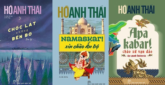 Nhà văn Hồ Anh Thái: Trên những nẻo đường du ký  - Ảnh 2