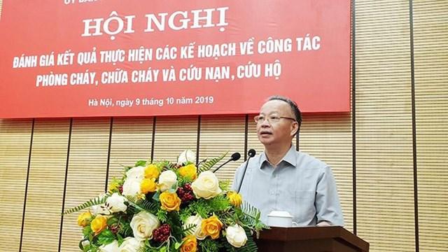 Ông Nguyễn Văn Sửu.