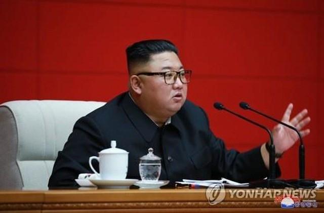 Chủ tịch Triều Tiên Kim Jong-un (Ảnh: Yonhap News).