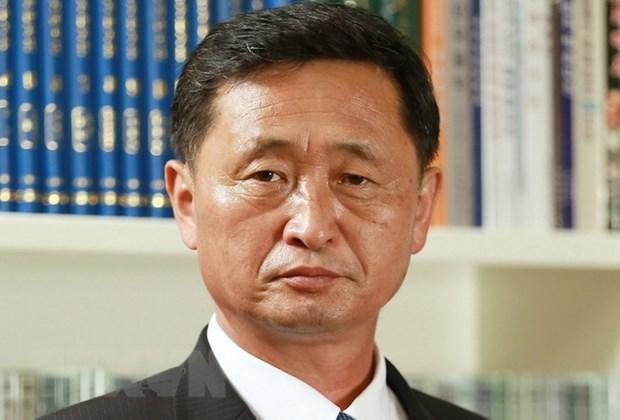 Thủ tướng Triều Tiên mới được bổ nhiệm Kim Tok Hun. (Ảnh: YONHAP/TTXVN).