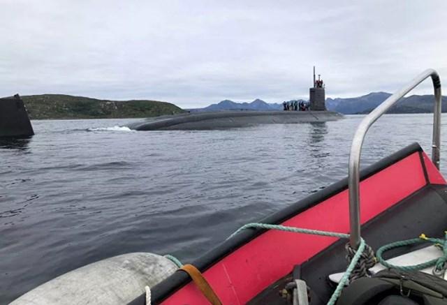 Mỹ bất ngờ công bố hình ảnh về tàu ngầm tấn công lớp Seawolf - Ảnh 1