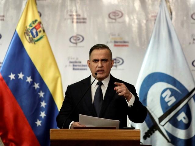 Trưởng công tố viên Venezuela Tarek William Saab. Ảnh: China Daily.