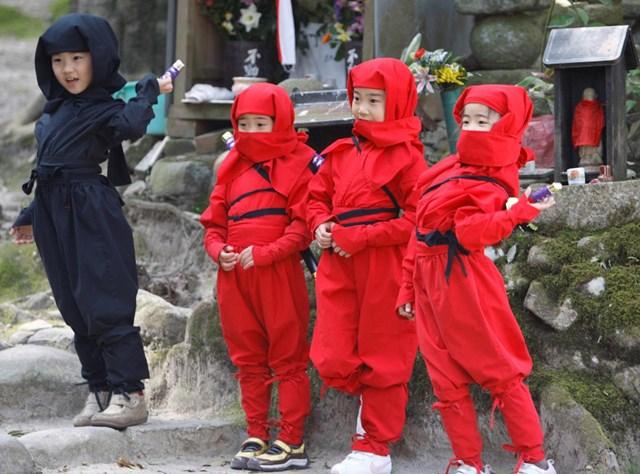 Sumo và Ninja trong văn hóa Nhật Bản - Ảnh 1