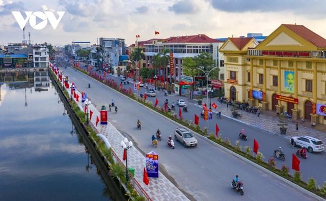Dự án xây dựng trục đường Hồ Sen-Cầu Rào 2 là công trình trọng điểm, có ý nghĩa đặc biệt quan trọng, góp phần hoàn chỉnh kết cấu hệ thống giao thông của thành phố Hải Phòng theo hướng Bắc - Nam.