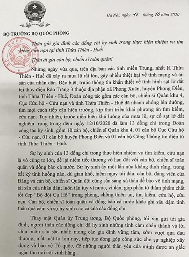Đồng bào cả nước khắc ghi sự hy sinh của 13 cán bộ, chiến sĩ tại Rào Trăng 3 - Ảnh 1