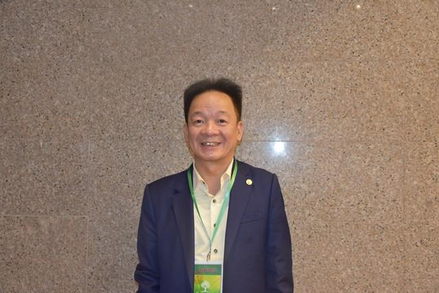 Ông Đỗ Quang Hiển, Chủ tịch Hội đồng Quản trị kiêm Tổng giám đốc Tập đoàn T&T.