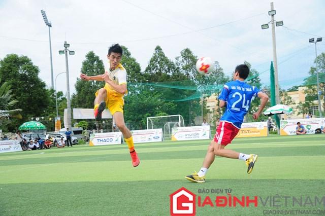 Các đội bóng tham dự Press Cup sẽ tranh tài trên SVĐ Quốc gia Mỹ Đình.