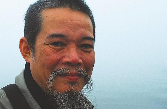 Họa sĩ - nhà văn Đỗ Phấn.