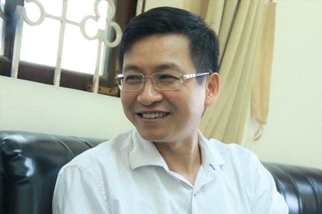 GS.TS Phùng Hồ Hải.