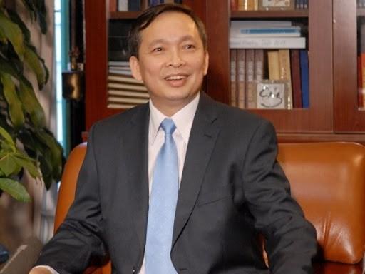 Phó Thống đốc Ngân hàng Nhà nước Việt Nam Đào Minh Tú.