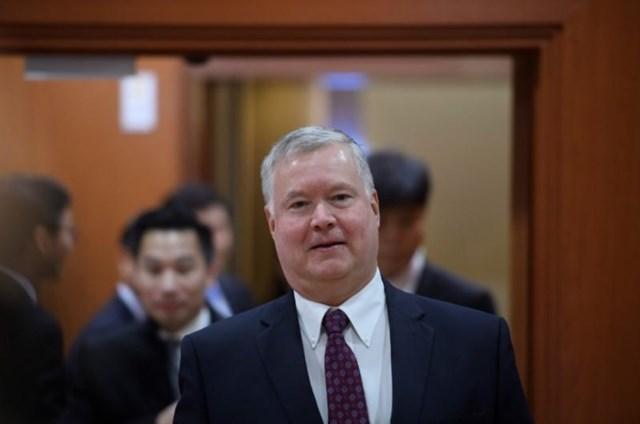 Đặc phái viên phụ trách vấn đề Triều Tiên của Bộ Ngoại giao Mỹ Stephen Biegun, có kế hoạch tới Hàn Quốc trong tuần tới.