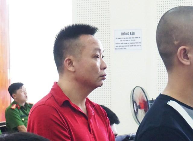 Cựu Thiếu tá công an Võ Văn Qúy trong đường dây ma túy.