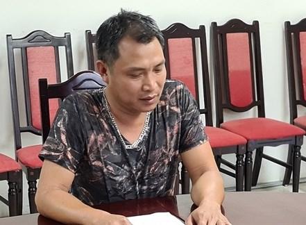 Đối tượng Nguyễn Văn Lợi.